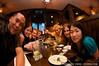 Eric, Pam, Todd Palmer, Stephen Prutsman, Geoff Nuttall, Alisa Weilerstein, Livia Sohn. Charleston 2009.