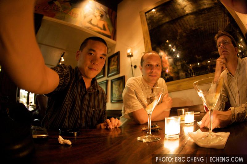 Me, Chris Costanza and Scott St. John
