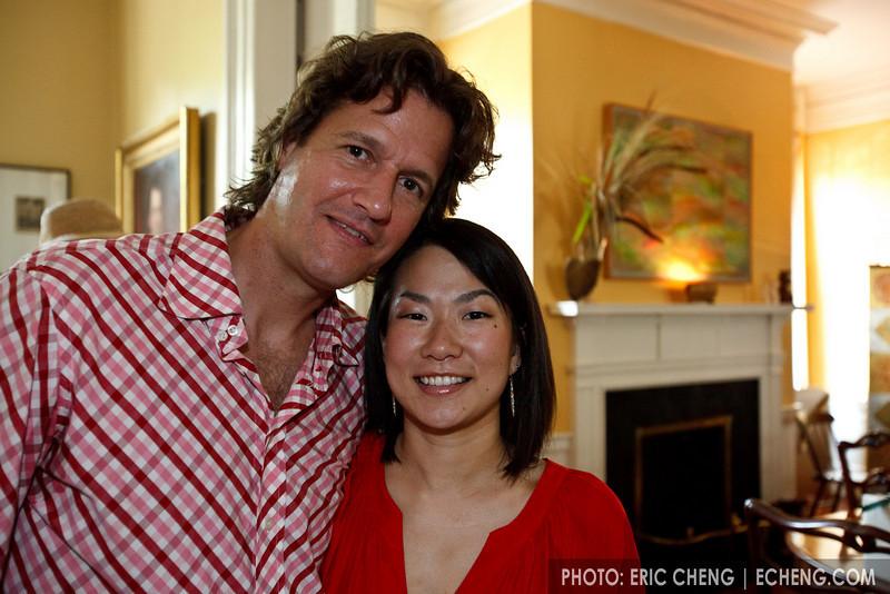 Geoff and Livia: 10 years
