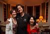 Host SuSu with Geoff and Livia