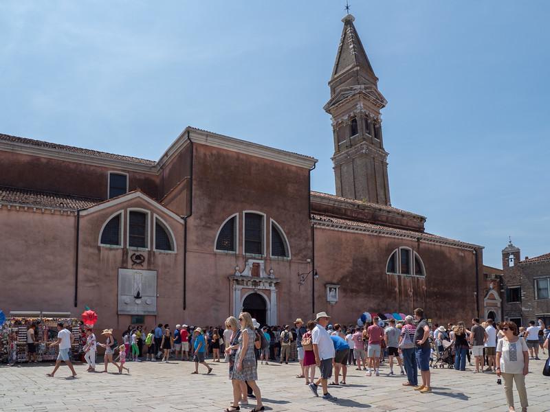 Burano - Chiesa di San Martino