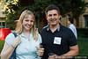Valerie Shirk and Adam Nash (VP Search, Platform & Mobile Product @ LinkedIn)