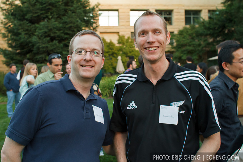 Mike Schroepfer (VP Engineering, Facebook) and Bryan Rollins (Partner, Escalation Point)