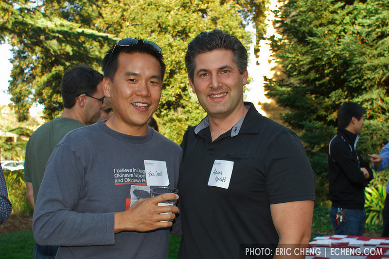 Eric Cheng and Adam Nash