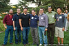 Apple 1997 reunion: Mike Hanson (Principal Labs Engineer, Mozilla), Mike Schroepfer (VP Engineering, Facebook),  Adam Nash (VP Search, Platform & Mobile Product @ LinkedIn), Scott Kleper (Co-Founder @ Context Optional), John Lilly (CEO, Mozilla; Venture Partner, Greylock Partners), Jeremy Henrickson (VP Product Development, Guidewire Software), Eric Cheng (photographer, publisher). (Photo: Semira Rahemtulla)