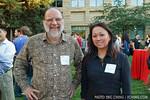 Eric Roberts (Professor, Stanford) and Nikkie Salgado