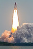 Endeavour lifts off for STS-134. 700mm (500 x 1.4), 1/1000 sec at f/11, ISO 320