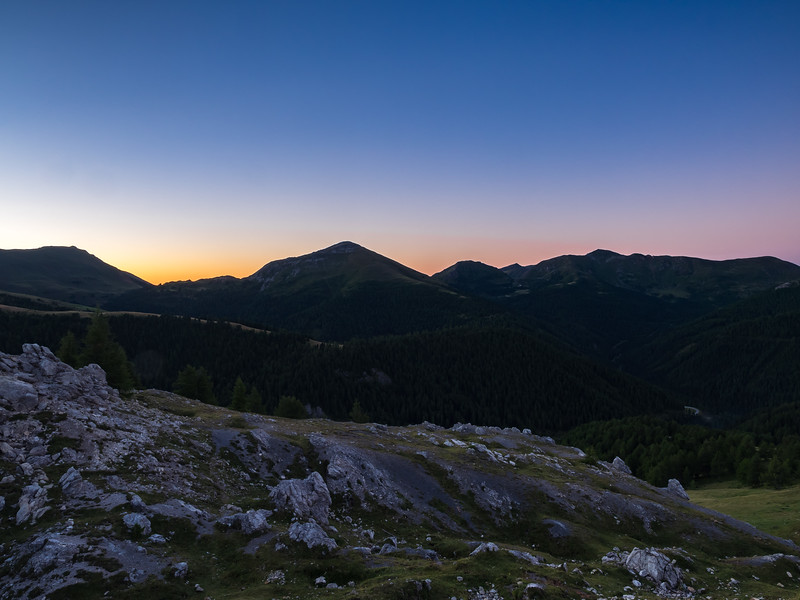 Nockberge Sunrise