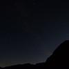 Nacht in den Nockbergen