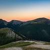 Sunrise - Nockberge
