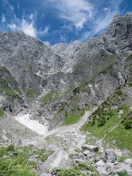 Watzmann - Eiskapelle
