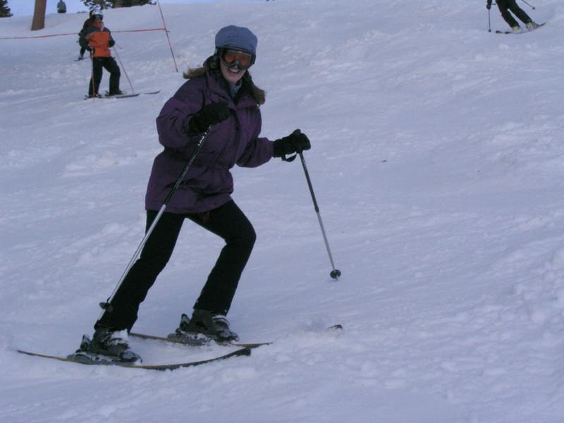 fleurette ski