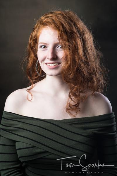 Olivia Zenger of OZ Modeling