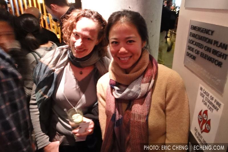Pam and Laurel at Yoshi's SF