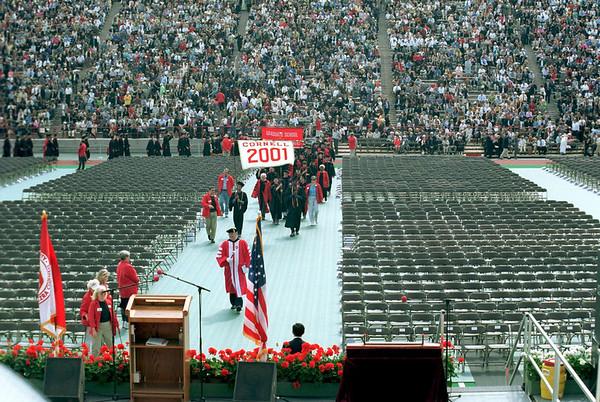 Yaron's Graduation