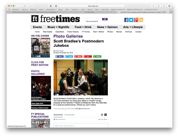 Free Times Online 11/22/2015