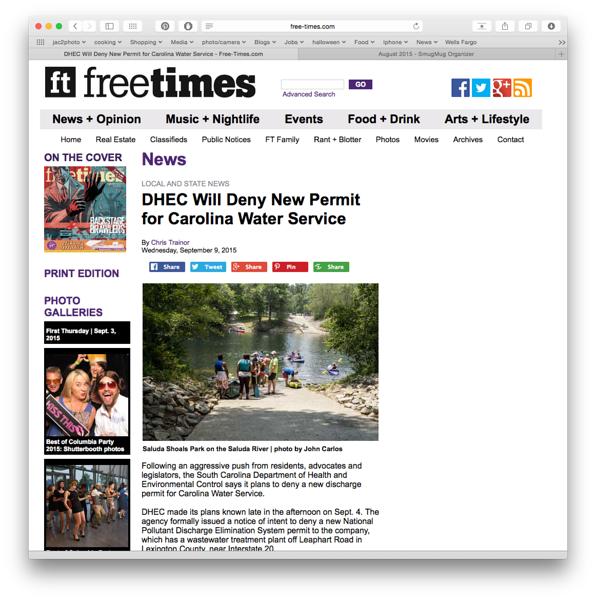 Free Times Online 09/09/2015