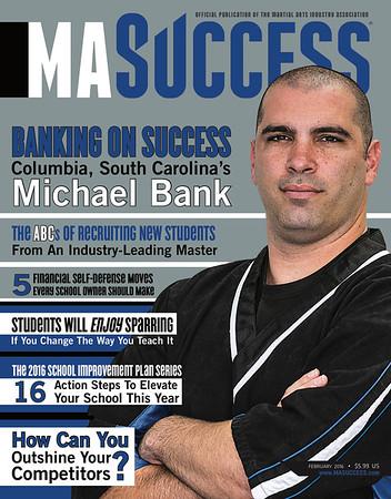 MASuccess magazine February 2016