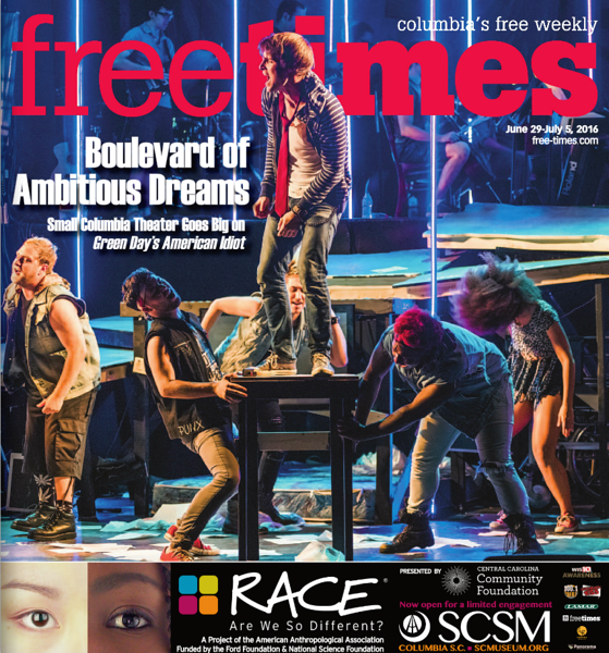 Free Times June 29, 2016