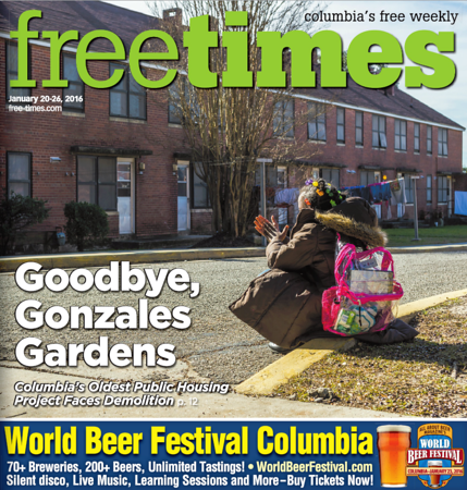 Cover Photo Free Times January 20, 2016
