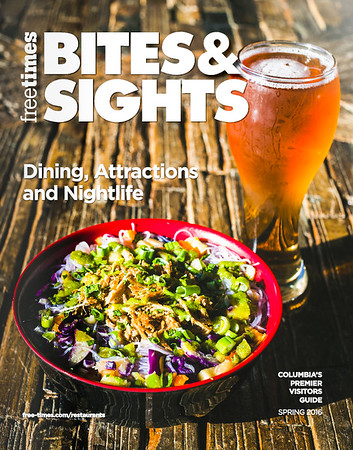 Free Times Bites & Sights Spring Issue