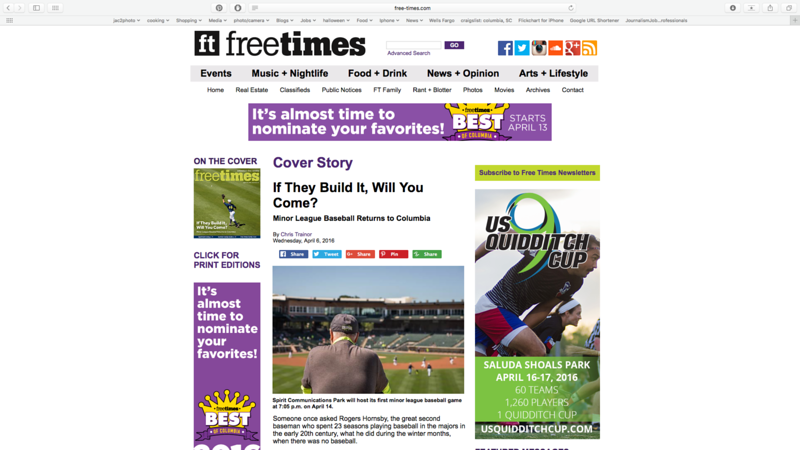 Free Times Online 04/06/2016