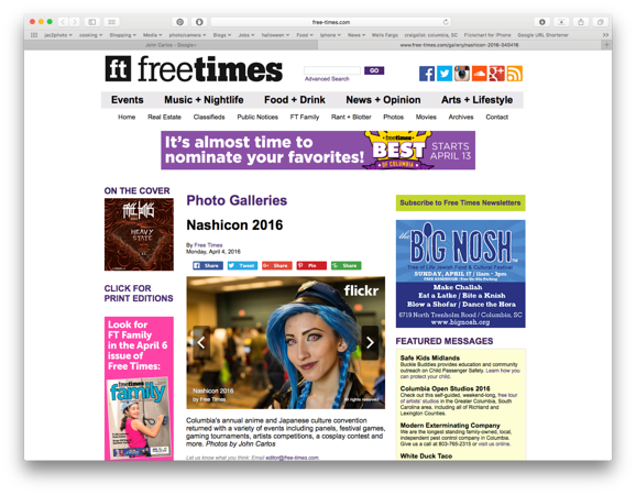 Free Times Online 04/04/2016