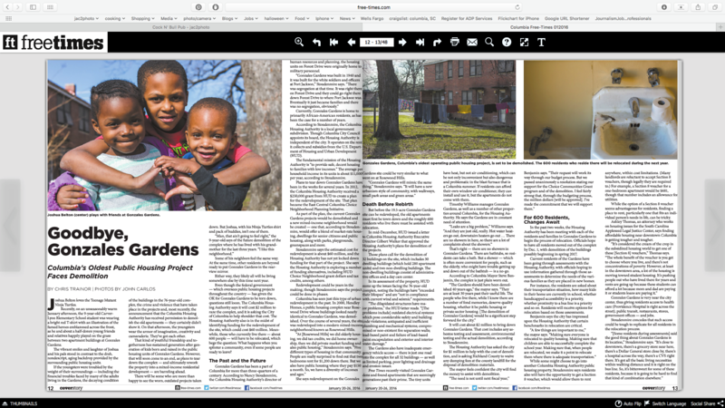 Free Times Newspaper 01-20-2016