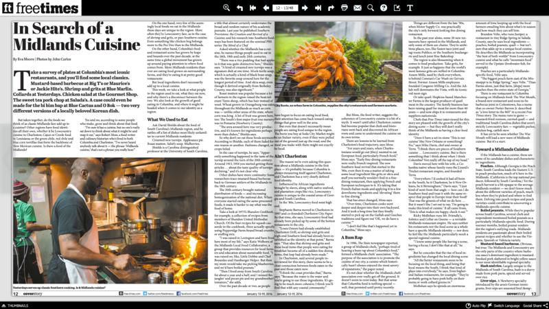 Free Times Newspaper 01-13-2016