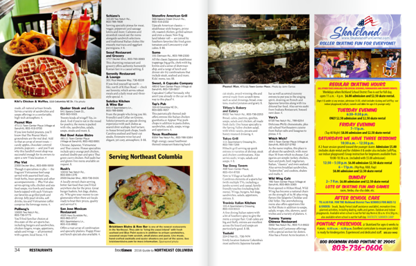 Free Times Northeast Guide 2016