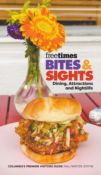 Free Times Bites and Sights Fall and Winter 2017/18