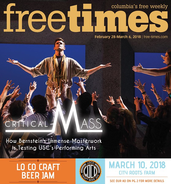 Free Times Cover for Feb. 28, 2018