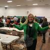 Former Sandy Hook resident had a team of nearly 50 volunteers help her organize and present the very successful winter carnival at Edmond Town Hall last weekend. (Hicks photo)