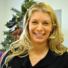 Danielle Van Riper was the focus of the January 11, 2013, Snapshot feature. (Crevier photo)