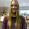 Newtown Bee: How do you choose the next book you are going to read Kamryn Harmeling: I've been into a lot of classic literature lately, and modern literature based on classics. I've been looking for a lot of things with substance lately.