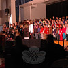 Hawley Elementary School third and fourth grade students performed their Winter Concert during a school assembly on Friday, January 4, under the direction of music teacher Cynthia Holberg. The assembly was a practice run, with the students' Winter Concert performed for parents and family members on January 7. (Hallabeck photo)