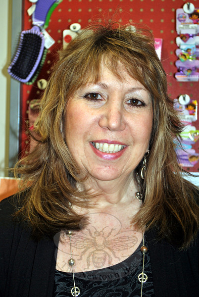 Marci Benitez was the focus of the April 5, 2013 edition of The Bee's Snapshot column. (Crevier photo)