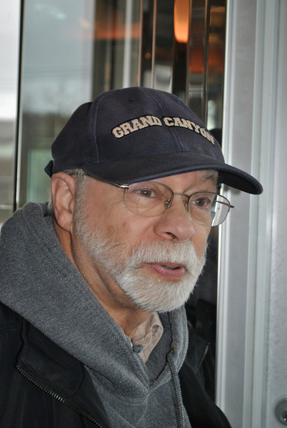 The Newtown Bee: Were you better prepared for this storm than last year's storms? Ralph Schwartz: We were better prepared than last time, but it didn't seem as bad as last time.