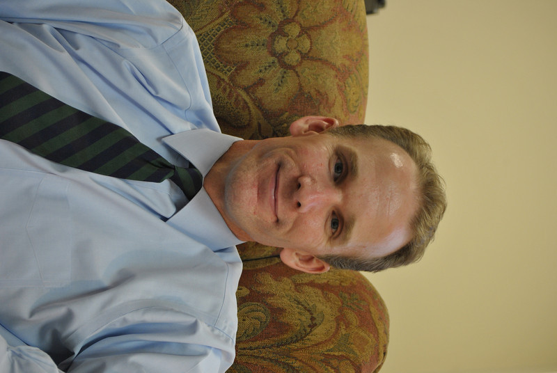 Andrew Tucker, PhD, specializes in the treatment of sleep disorders. He has recently opened an office in Sandy Hook, where he sees many adolescent patients, who commonly suffer from sleep deprivation issues. (Crevier photo)