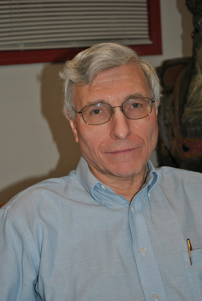 Steve Bennett was the focus of the Snapshot profile in the December 21, 2012 issue of The Bee. (Crevier photo)