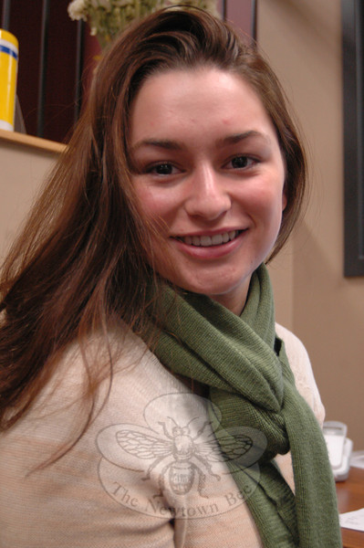 Newtown Bee: If you had one wish for Newtown, what would you wish? Kaitlyn Rhyne: For the families to be at peace and understand their children are in good hands now.