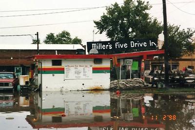 1998 Augusta, Kansas flood