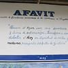 La Asociación de familiares de víctimas de Trujillo, AFAVIT, se creó en 1995.