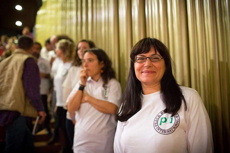 A lo largo de los 20 años de PBI en Colombia, más de 450 brigadistas de los cinco continentes han pasado por el Proyecto dejando su huella, haciendo crecer a esta ONG caracterizada por su horizontalidad y, sobre todo, descubriendo a personas y organizaciones de defensores de derechos humanos que cada día lo dan todo para hacer de su país un lugar en paz y donde se conozca la verdad de lo sucedido durante más de seis décadas de conflicto.