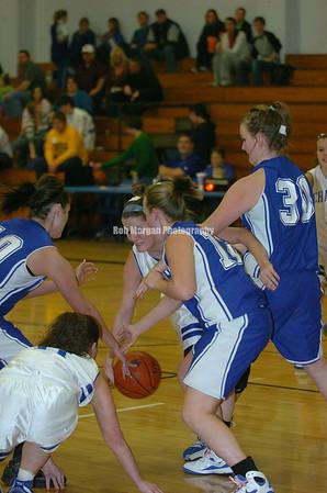 2009 - 2010 Cherryvale High School Basketball
