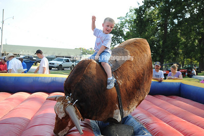 Inter-State Fair and Rodeo, Coffeyville 2010