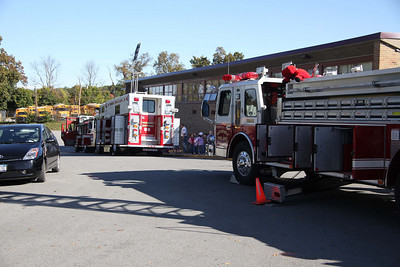 Roosevelt Fire Safety Day at RR Smith School - Oct. 6, 2009