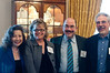 Delegate Susan Lee, Carrie Whitcop, George Leventhal, and Nick Maravell