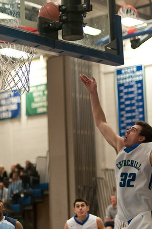 Churchill BBall 3-1-13