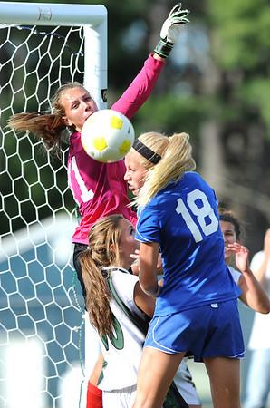 Morse at Leavitt girls soccer